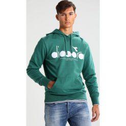 Bejsbolówki męskie: Diadora Bluza z kapturem posy green