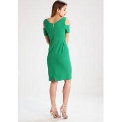 Sukienki hiszpanki: Dorothy Perkins Petite TROPICS  Sukienka etui green
