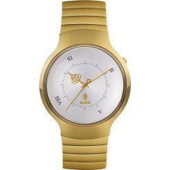 Zegarki męskie: Zegarek męski Dressed złota bransoleta