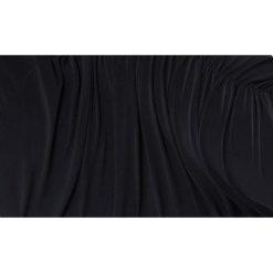 Adriana Sukienka z marszczeniami na biodrach - krój kimona - czarna. Różowe sukienki marki numoco, l, z długim rękawem, maxi, oversize. Za 109,00 zł.