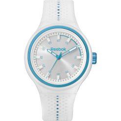 Zegarki damskie: Zegarek kwarcowy w kolorze biało-niebieskim