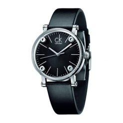 """Zegarek """"K3B231C1"""" w kolorze czarnym. Analogowe zegarki damskie Festina & Hugo Boss, ze stali. W wyprzedaży za 929,95 zł."""
