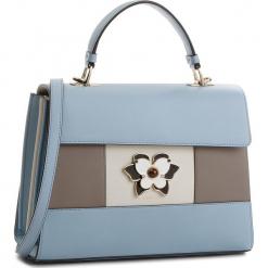 Torebka FURLA - Furla Mughetto 961632 B BQD7 FSC Fiordaliso/Sabbia/Petalo. Niebieskie torebki klasyczne damskie Furla, ze skóry. W wyprzedaży za 1819,00 zł.