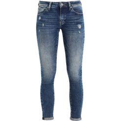 Mavi LEXY Jeans Skinny Fit dark rome stretch. Niebieskie rurki damskie Mavi. Za 299,00 zł.