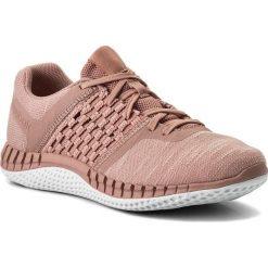 Buty Reebok - Print Run Dist CN1658  Chalk Pink/Porcelain. Czerwone buty do biegania damskie Reebok, z materiału, reebok print. W wyprzedaży za 229,00 zł.