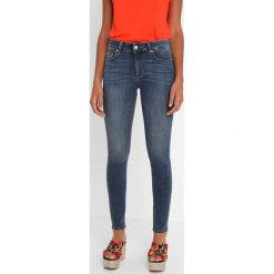 Liu Jo Jeans UP DIVINE Jeans Skinny Fit denim blue. Niebieskie boyfriendy damskie Liu Jo Jeans, z bawełny. Za 479,00 zł.