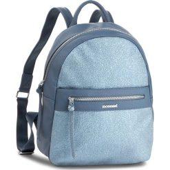 Plecak MONNARI - BAG2670-012 Blue. Niebieskie plecaki damskie Monnari, ze skóry ekologicznej. W wyprzedaży za 149,00 zł.