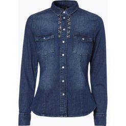 Koszule jeansowe damskie: Comma - Damska koszula jeansowa, niebieski