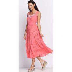Sukienki: Różowa Sukienka Not Without You