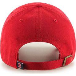 Czapki z daszkiem męskie: 47brand - Czapka Boston Red Sox