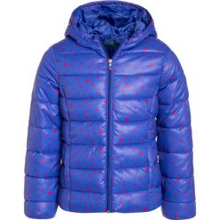 Benetton JACKET GIRL Kurtka zimowa multicolor. Niebieskie kurtki chłopięce zimowe marki Benetton, z materiału. W wyprzedaży za 126,75 zł.