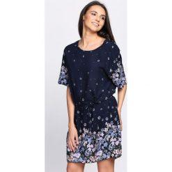 Sukienki: Granatowa Sukienka Better Off