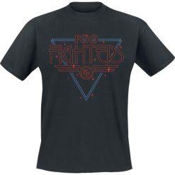 Foo Fighters Outlines T-Shirt czarny. Czarne t-shirty męskie Foo Fighters, l. Za 74,90 zł.