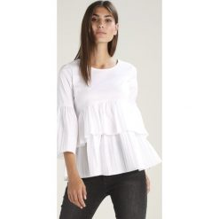 Bluzki asymetryczne: Rich & Royal Bluzka white