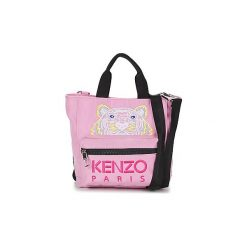 Shopper bag damskie: Torby shopper Kenzo  KANVAS TIGER MINI TOTE