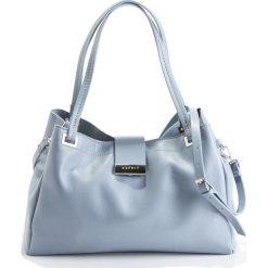 Torebki klasyczne damskie: Torebka w stylu torby na zakupy