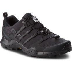 Buty adidas - Terrex Swift R2 CM7486 Cblack/Cblack/Cblack. Czarne buty trekkingowe męskie Adidas, z gore-texu, na sznurówki, outdoorowe, adidas terrex, gore-tex. W wyprzedaży za 369,00 zł.