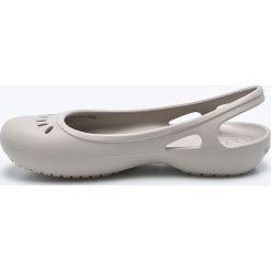 Baleriny damskie lakierowane: Crocs - Baleriny