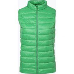 Kamizelki damskie: brookshire - Damska kamizelka pikowana, zielony