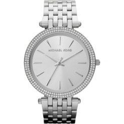 ZEGAREK MICHAEL KORS LADIES STAINLESS MK3190. Szare zegarki damskie Michael Kors, ze stali. Za 1299,00 zł.