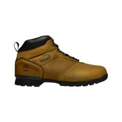 Buty Timberland Splitrock 2 (A11VU). Brązowe buty trekkingowe męskie Timberland, ze skóry, outdoorowe. Za 429,99 zł.