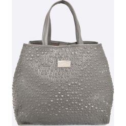 Nobo - Torebka. Szare torebki klasyczne damskie Nobo, z materiału, średnie. W wyprzedaży za 119,90 zł.