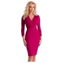 Natalee Sukienka Damska, M, Różowa. Różowe sukienki balowe marki numoco, l, z dekoltem w łódkę, oversize. Za 219,00 zł.