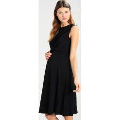 Sukienki hiszpanki: Boob TWIST DRESS Sukienka z dżerseju black