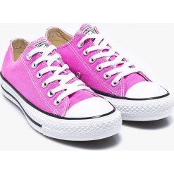 Converse - Tenisówki. Szare tenisówki damskie marki Converse, z gumy. W wyprzedaży za 199,90 zł.