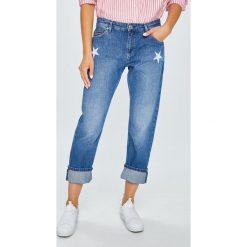 Jeansy damskie: Tommy Jeans - Jeansy Lana