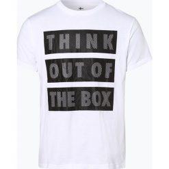 T-shirty męskie: Nils Sundström - T-shirt męski, czarny