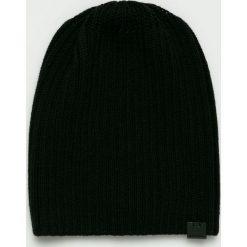 Medicine - Czapka Retro Racer. Czarne czapki zimowe męskie MEDICINE, na zimę, z bawełny, retro. Za 39,90 zł.