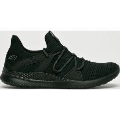 Skechers - Buty. Czarne buty skate męskie Skechers. W wyprzedaży za 229,90 zł.