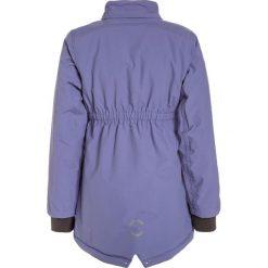 Mikkline GIRLS COAT SOLID Płaszcz zimowy blue ice purple. Fioletowe kurtki chłopięce zimowe marki bonprix, z nadrukiem. W wyprzedaży za 335,20 zł.