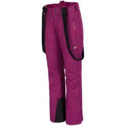 4F Damskie Spodnie Narciarskie H4Z17 spdn001 Fiolet Purpurowy Xl. Fioletowe bryczesy damskie 4f, xl, narciarskie. W wyprzedaży za 179,00 zł.