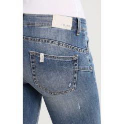 Liu Jo Jeans BOTTOM UP MONROE  Jeansy Slim Fit denim blue. Niebieskie rurki damskie Liu Jo Jeans. W wyprzedaży za 639,20 zł.