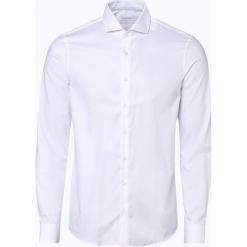 Calvin Klein - Koszula męska łatwa w prasowaniu, czarny. Czarne koszule męskie non-iron Calvin Klein, m, z klasycznym kołnierzykiem. Za 299,95 zł.