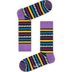 Skarpetki męskie: Happy Socks - Skarpety Stripes
