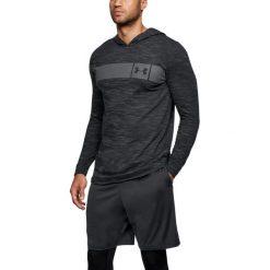 Bluzy męskie: Under Armour Bluza męska Sportstyle Core Hoodie czarna r. S (1306490-001)