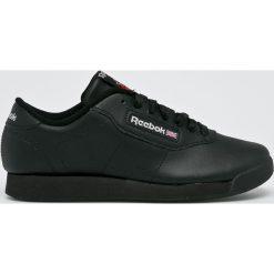 Reebok Classic - Buty Princess. Czarne buty sportowe damskie Reebok Classic, z materiału, reebok classic. Za 269,90 zł.