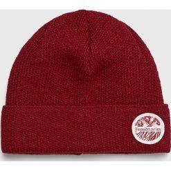Femi Stories - Czapka Speedy. Brązowe czapki zimowe damskie Femi Stories, na zimę. W wyprzedaży za 99,90 zł.