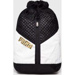 Puma - Plecak. Czarne plecaki damskie Puma, z nylonu. Za 249,90 zł.