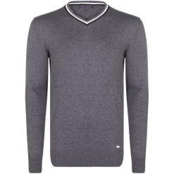 Felix Hardy Sweter Męski L Szary. Niebieskie swetry klasyczne męskie marki Oakley, na lato, z bawełny, eleganckie. W wyprzedaży za 169,00 zł.