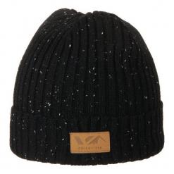 Czapka unisex Nord czarna (210/20/1743). Czarne czapki zimowe damskie marki Viking. Za 54,55 zł.