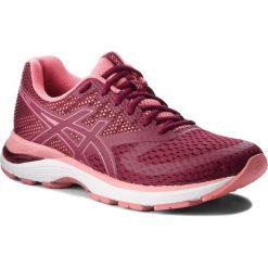 Buty ASICS - Gel-Pulse 10 1012A010 Cordovan/Cordovan 600. Czarne buty do biegania damskie marki Asics. W wyprzedaży za 289,00 zł.
