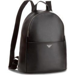 Plecak EMPORIO ARMANI - Y4O137 YAQ2E 81072 Black. Czarne plecaki męskie Emporio Armani, ze skóry. W wyprzedaży za 1439,00 zł.