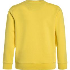 GANT CNECK  Bluza clear yellow. Żółte bluzy chłopięce GANT, z bawełny. Za 299,00 zł.