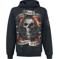 Spiral Ace Reaper Bluza z kapturem czarny. Brązowe bluzy męskie rozpinane marki SOLOGNAC, m, z elastanu. Za 144,90 zł.