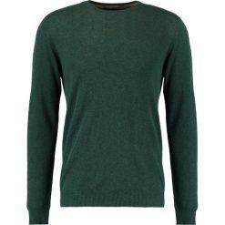 Swetry klasyczne męskie: Cortefiel CAJA GEELONG  Sweter dark green
