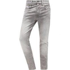 GStar 3301 TAPERED Jeansy Zwężane kamden grey stretch denim. Szare jeansy męskie G-Star. Za 549,00 zł.